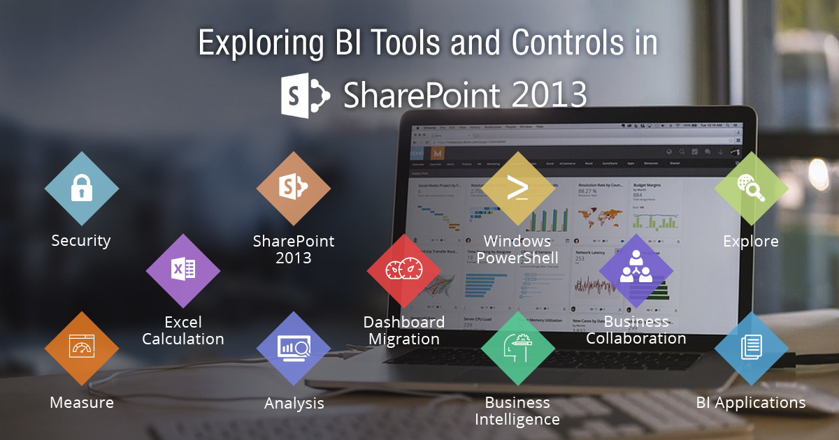 Exploring BI Tools and Controls in SharePoint 2013