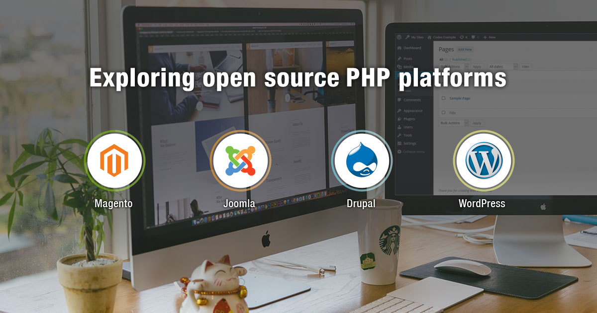 Exploring open source PHP platforms