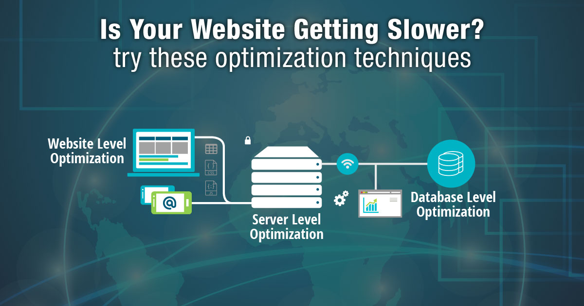 Is Your Website Getting Slower? Try These Optimization Techniques