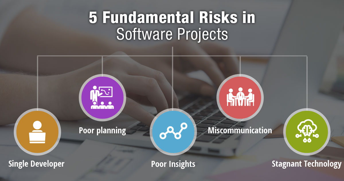 5 Fundamental Risks in Software Projects