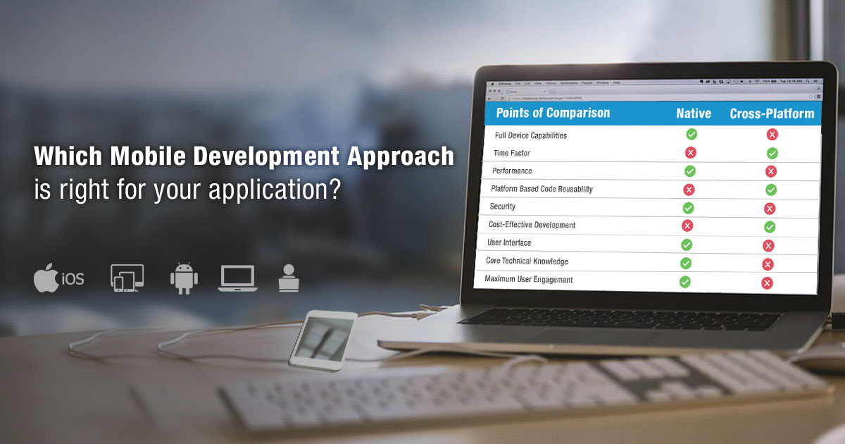 Which Mobile Development Approach is Right for Your Application?