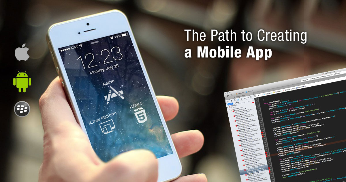 The Path to Creating a Mobile App