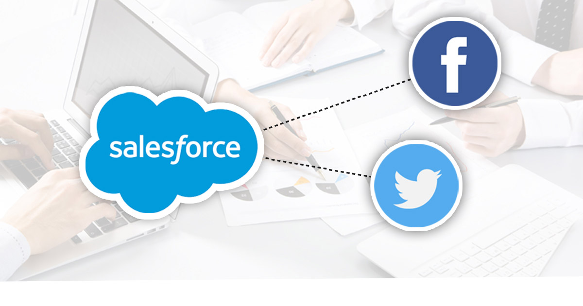 Integrating Salesforce with Facebook & Twitter