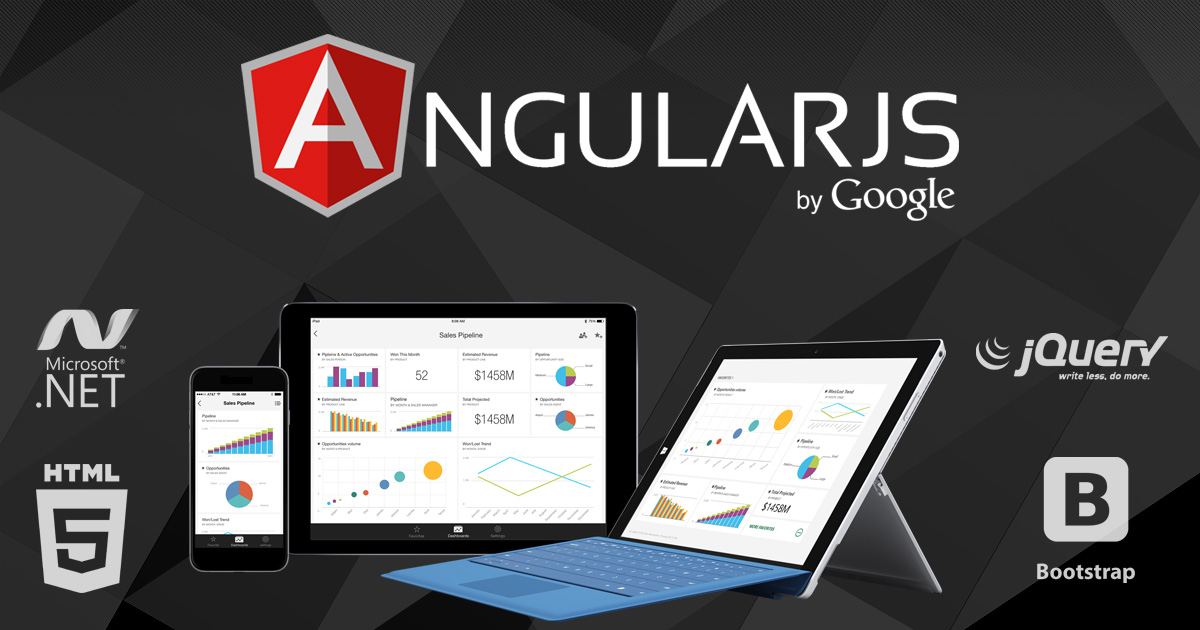 Are you angling for Angular JS?