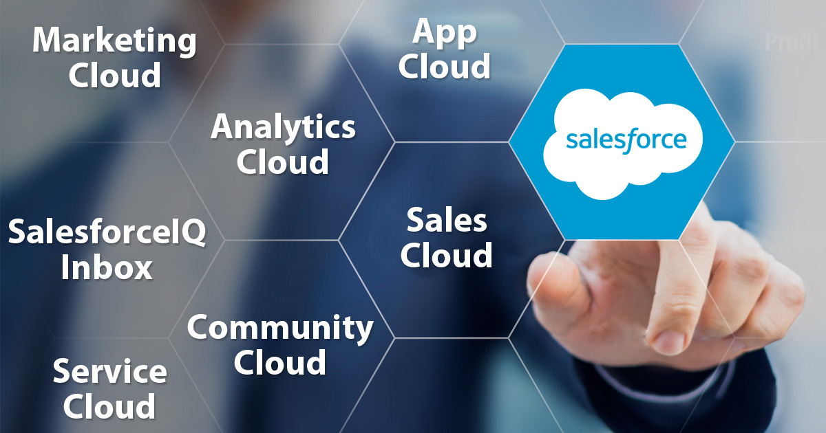 Seven new features in Salesforce