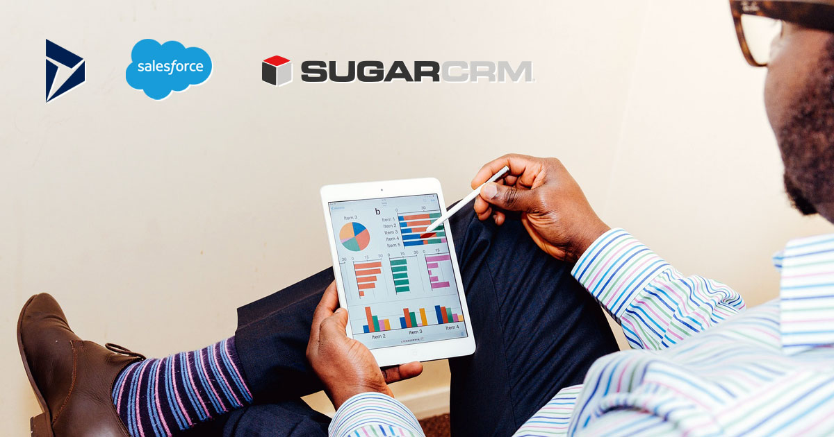 Is CRM the New ERP?