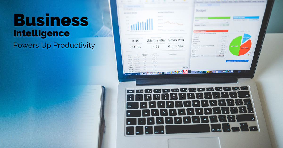 Business Intelligence Powers Up Productivity