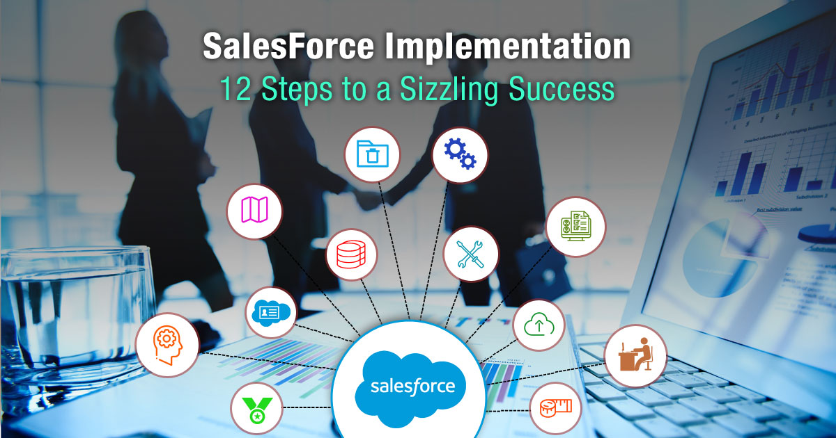 Salesforce Implementation: 12 Steps to a Sizzling Success