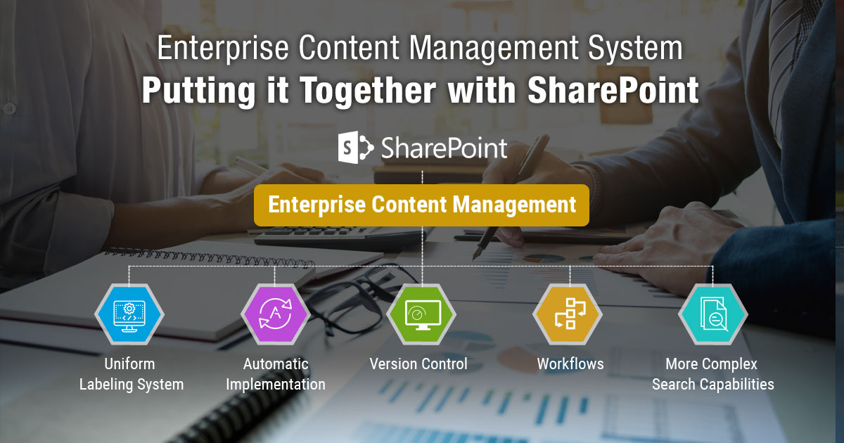 Enterprise Content Management System: Putting it Together with SharePoint
