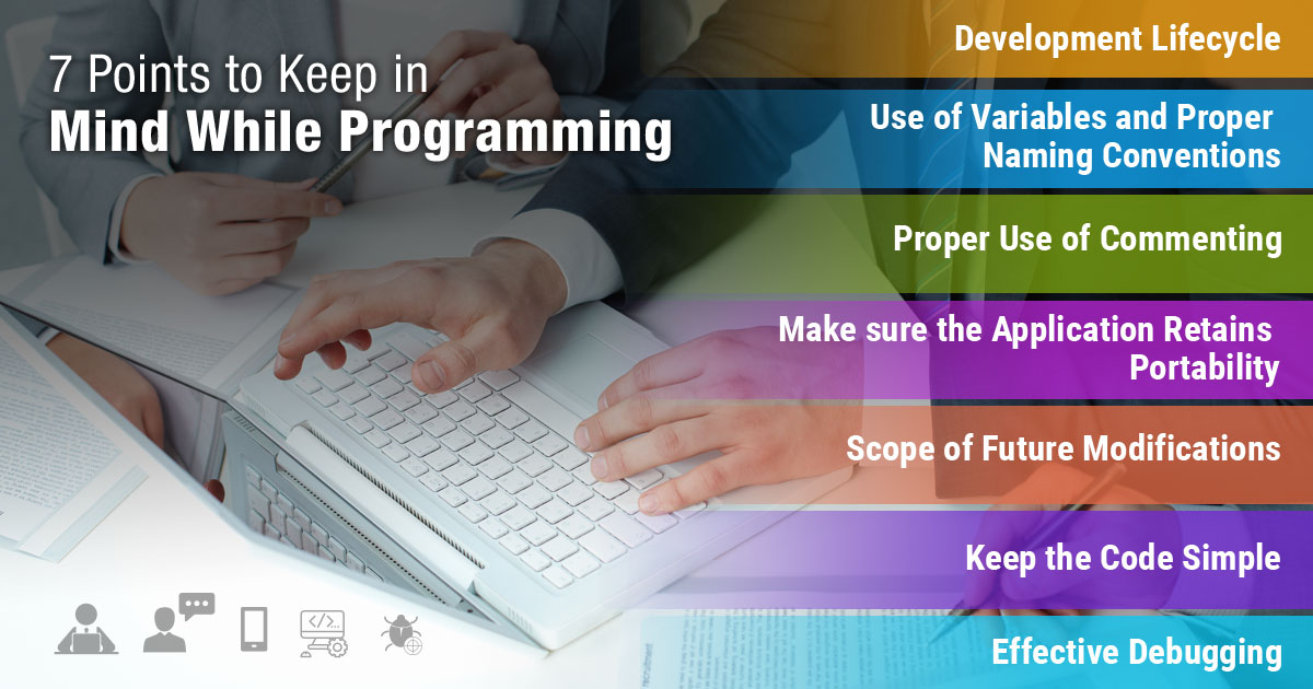 7 Points to Keep in Mind While Programming