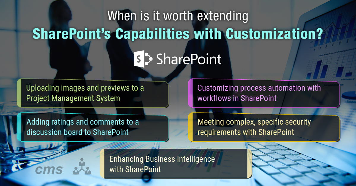 When is it Worth Extending SharePoint's Capabilities with Customization?