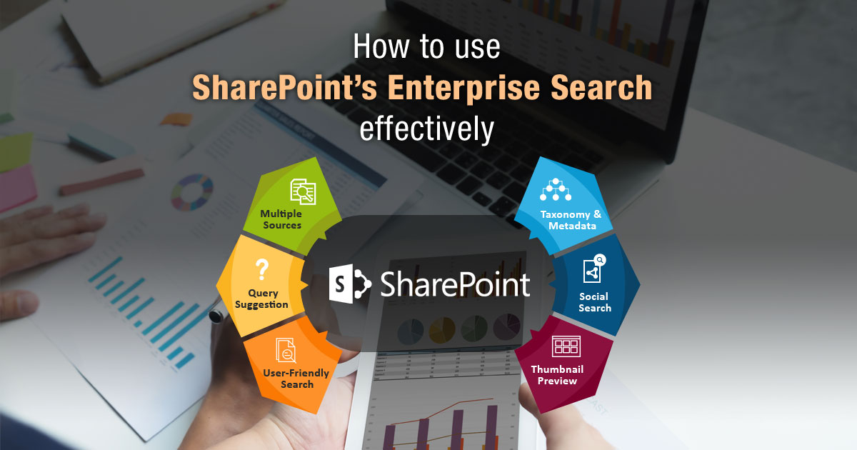 How to Use SharePoint's Enterprise Search Effectively