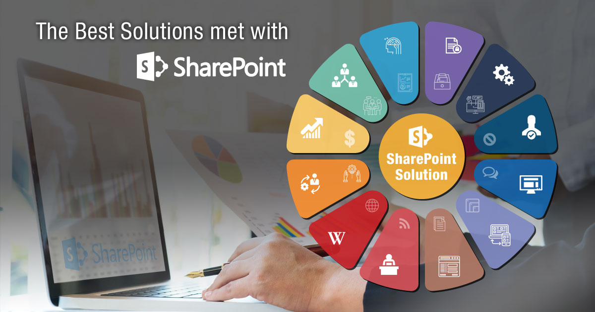 The Best Solutions Met with SharePoint