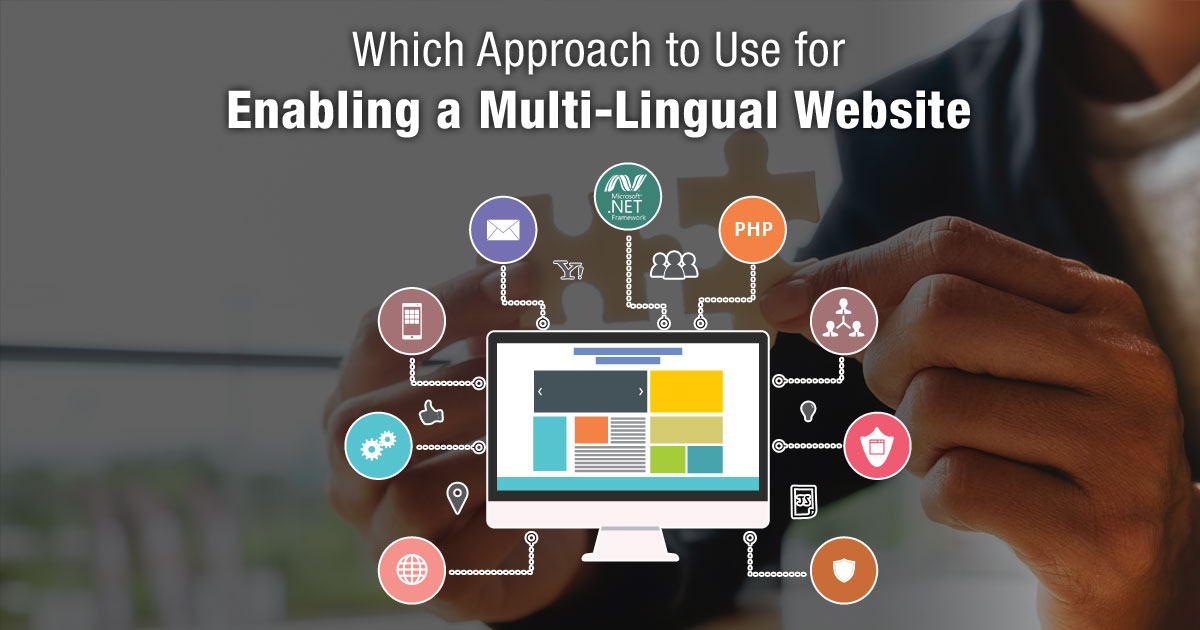 Which Approach to Use for Enabling a Multi-Lingual Website