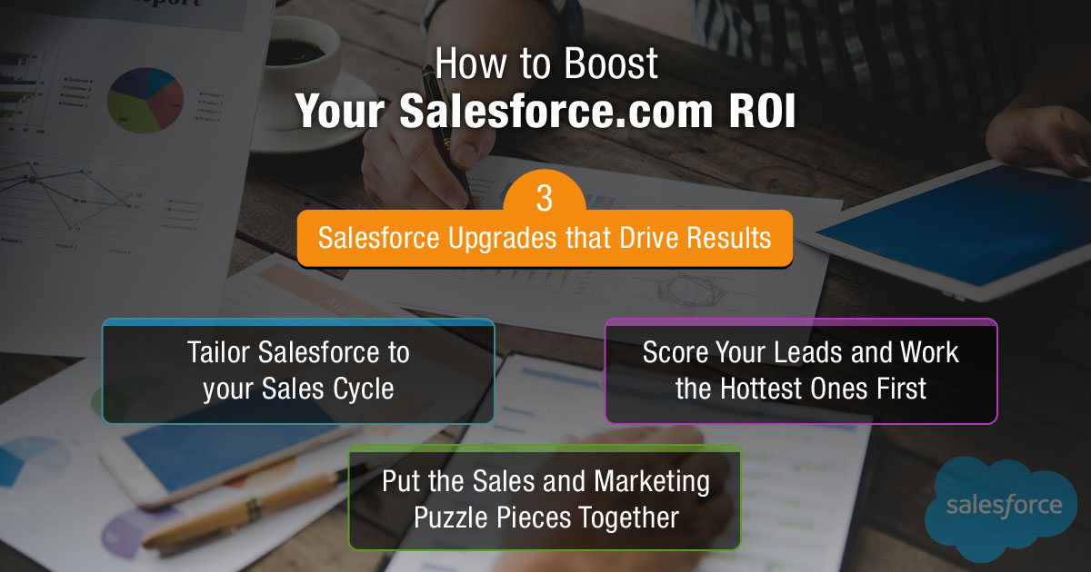 How to Boost Your Salesforce.com ROI