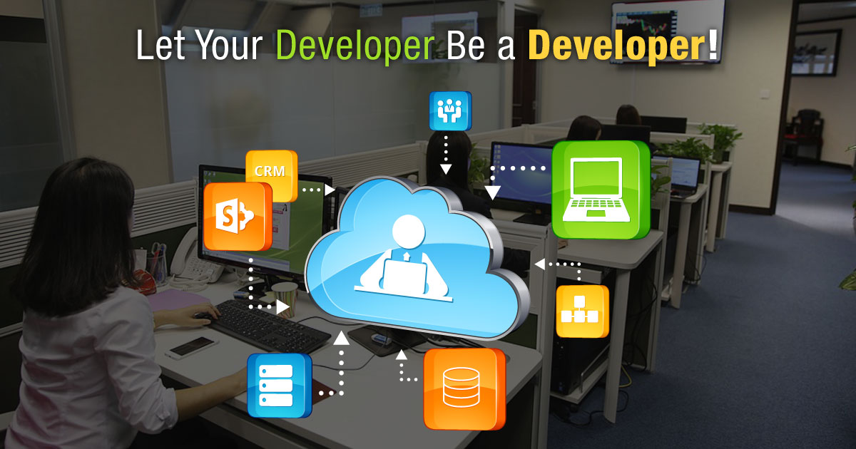 Let Your Developer be a developer!