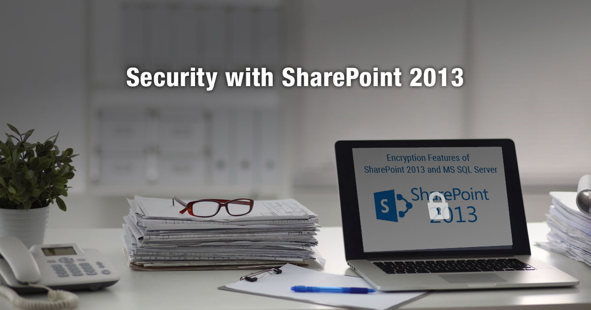 Security with SharePoint 2013