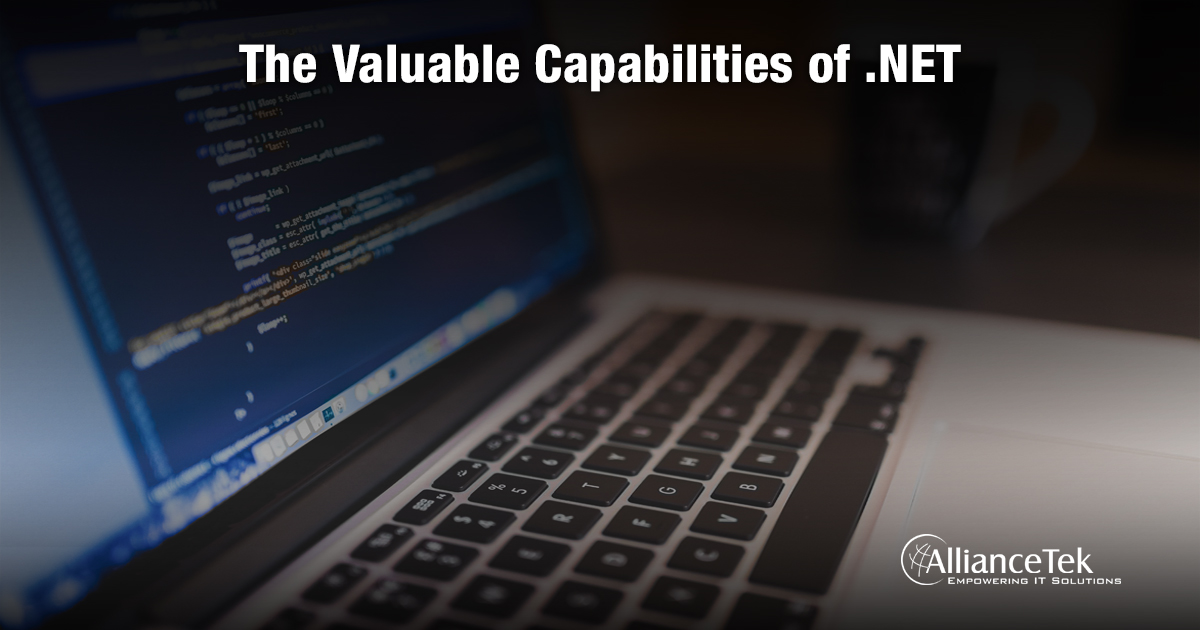 The Valuable Capabilities of .NET