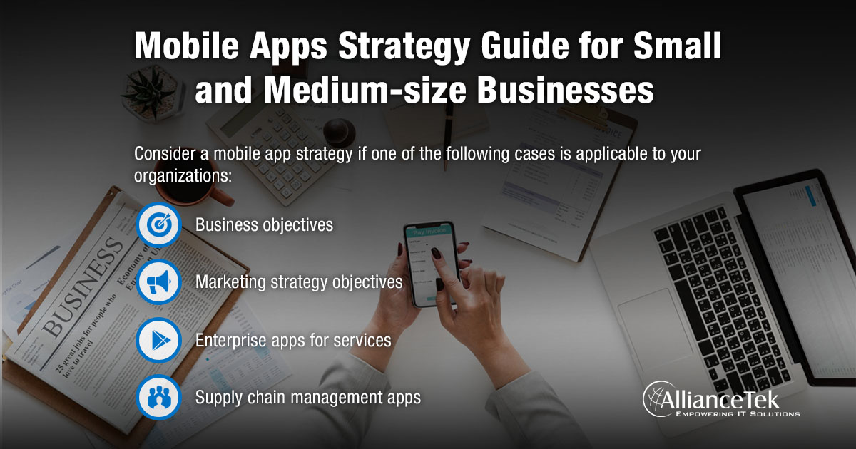 Mobile Apps Strategy Guide for Small and Medium-size Businesses