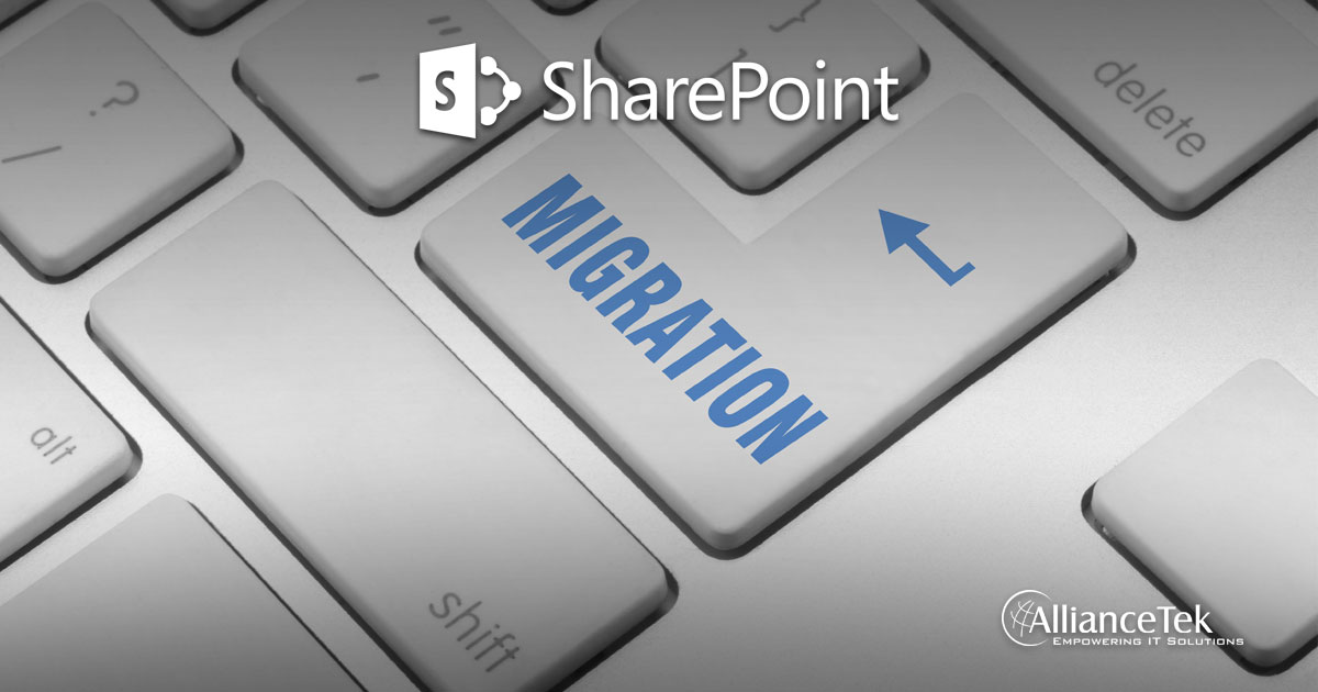 5 Steps to Ensure a Successful SharePoint Migration