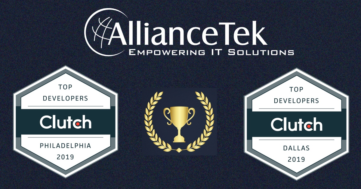 AllianceTek Named as a Rising US Developer!