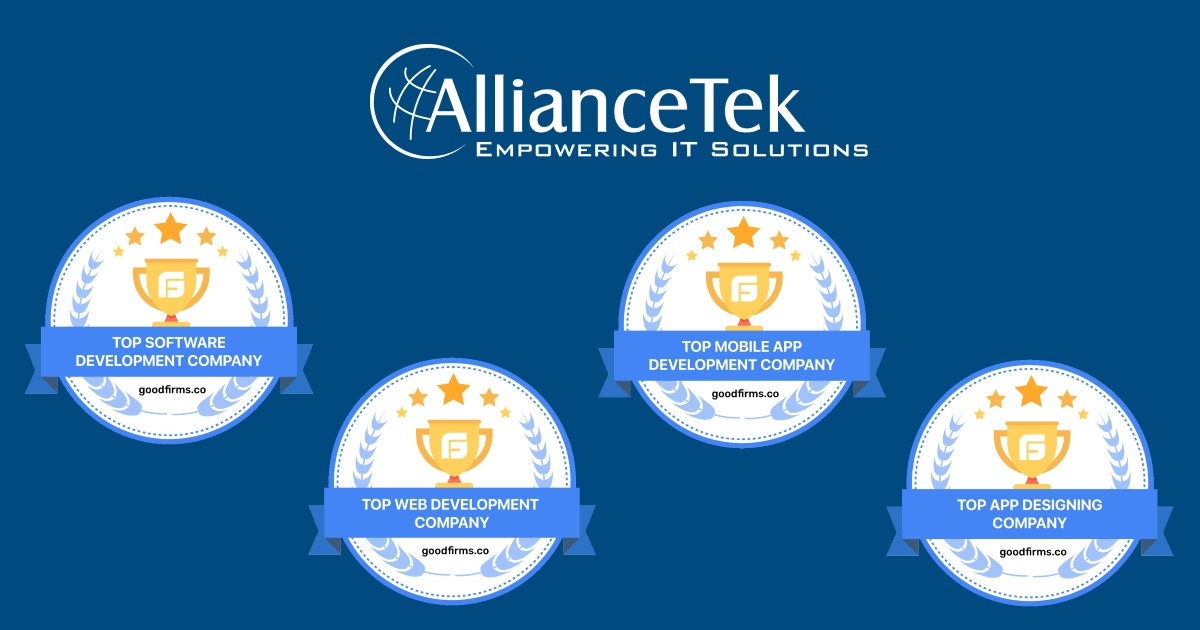 Scaling Operations, Process & Systems Have Carved a Niche for Alliancetek to Lead as a Software Service Provider at GoodFirms