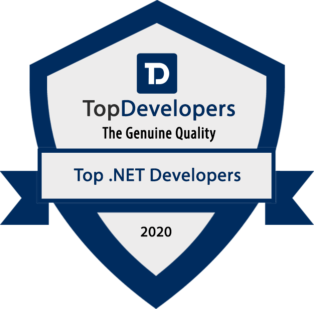 Top .NET Developers 2020 by TopDevelopers.co