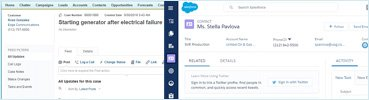 Lightning Experience vs. Salesforce Classic