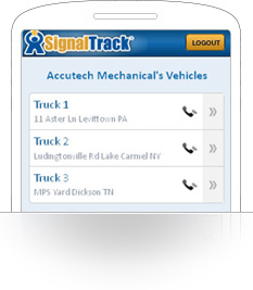 Mobile Fleet Management Solution