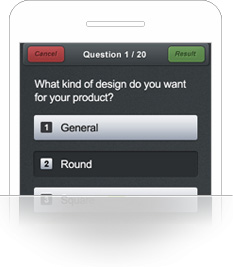 IOS Mobile Quiz Application