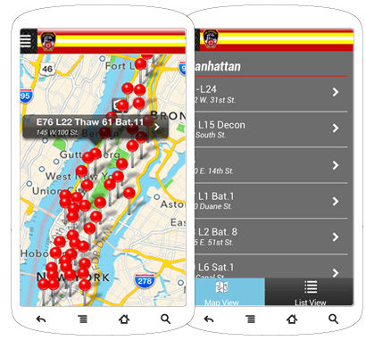 Mobile Help in Fire Emergencies