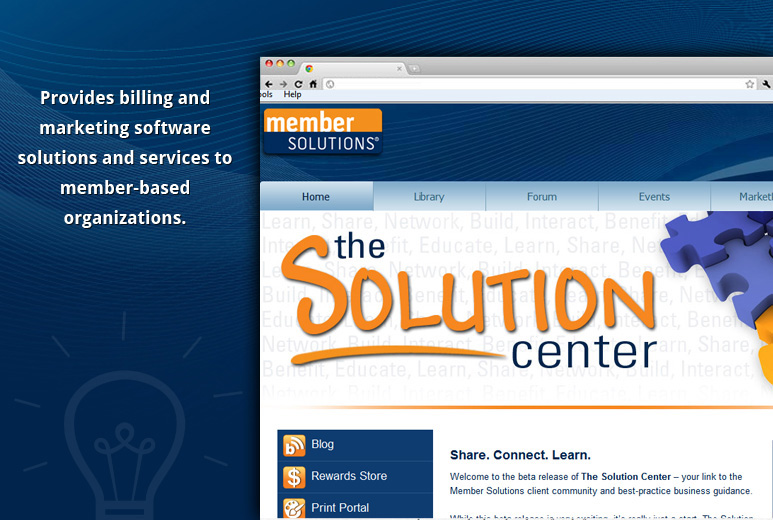 Custom SAAS Membership Management Portal