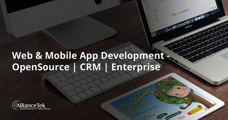 Web & Mobile Application Development Services - AllianceTek