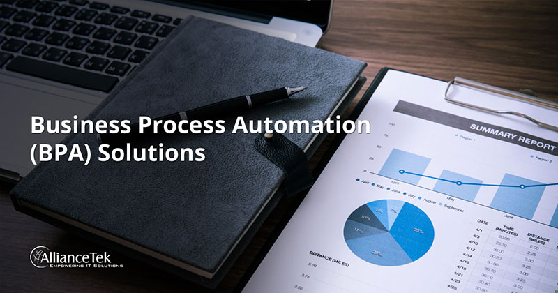 Business Process Automation (BPA) & Management Solutions - AllianceTek