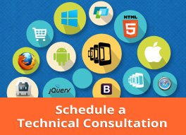 Schedule a Technical Consultation